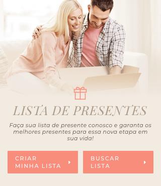 Banner Lista de casamento Mobile
